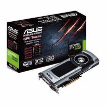 Asus Geforce Gtx Titan Black 6gb Ddr5 384 Bit
