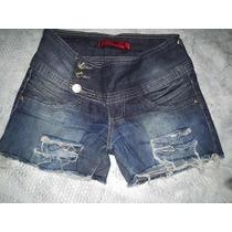 Short Jeans Biotipo Tamanho 40