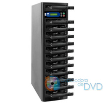 Duplicadora De Dvd E Cd 12 Gravadores Sony 5280s Dual Layer