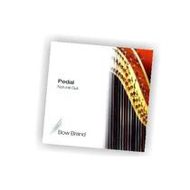 Jogo De Cordas Para Harpa Pedal - 2º Oitava Tripa - Bow Bra