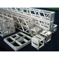 Grid Box Truss Treliça Aluminio