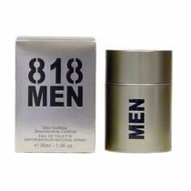 Perfume Lonkoom 818 Men Silver - Inspiração 212 Men - Ch