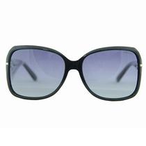 Óculos De Sol Polaroid 4010s D28/ix Shiny Black Polarizada