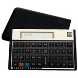 Calculadora Financeira Hp 12c Gold Original Com Nf Faculdade