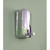 Saboneteira Dispenser Inox Com Visor 1000ml - Biovis