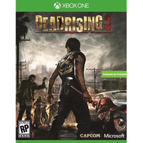 Dead Rising 3 Xbox One Mídia Física Lacrada