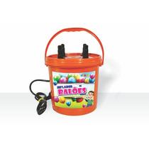 Inflador De Baloes Ou Bexigas 4 Bicos Profissional P/ Balões
