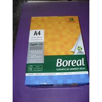 Papel A4 Boreal - 5 Resmas