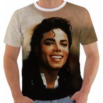 Camiseta Michael Jackson Modelo 31 Color