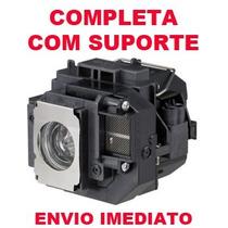 Lâmpada Projetor Epson Elplp54 S7 S8 H309a H310a H311a H391a