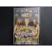 Dvd De Companhia Do Calypso Ao Vivo Em Goiânia