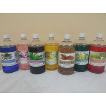 Oleo De Unção De 1 Litro Kit Com 7 Oleos