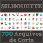 Silhouette Cameo 700 Moldes De Caixas E Embalagens P/ Corte