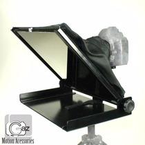 Tele-prompter Portátil Para Tripé Ou Mesa P/ Tablet Ou Tela