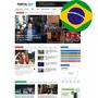 Tema Portal De Notícias 2017 Portugues Wordpress Original