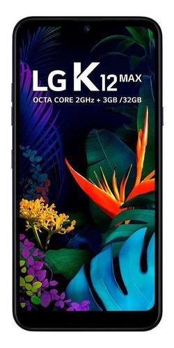 LG K12 Max Dual Sim 32 Gb Platinum Gray 3 Gb Ram