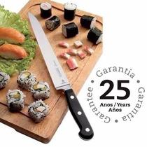 Faca Tramontina Century Inox Profissional Para Sashimi Sushi