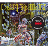 Cd Iron Maiden Somewhere In Time (1986) Remastered