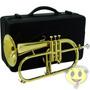 Flugelhorn Shelter Laqueado Trompete Pocket - Loja Kadu Som