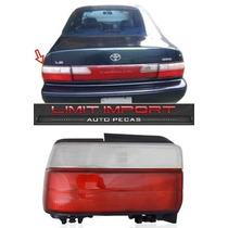 Lanterna Corolla Le Ano 1993 1994 1995 1996 1997 Bicolor