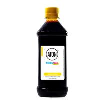 Tinta Para Impressora Hp 8600 | 8100 Yellow 500ml