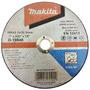 10 Disco De Corte Ferro Makita 7 X 3/32 X 7/8