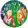Arte Convite - Nemo -lembrancinha -envio Por Email