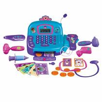 Caixa Registradora Doutora Brinquedos - Disney - New Toys