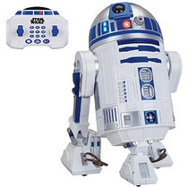 Thinkway - Star Wars R2-d2 Interactive Robotic Droid