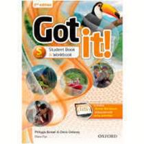 Got It ! - Student Book E Workbook Starter
