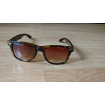 Óculos De Sol Modelo Ray Ban - Armação Tartaruga