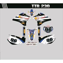 Adesivos Gráficos Personalizados Ttr 230 Cola 3m