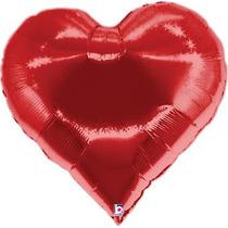 10 X Balão Metalizado 45cm Bola Hélio Gas Festa Aniversário
