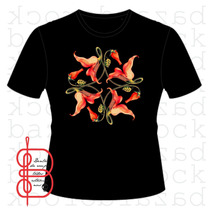 Camiseta Pink Floyd - The Wall Flower