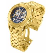 Relógio Invicta Reserve Subaqua Specialty Cosc 13745 C Caixa