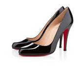 Sapato Decollete Louboutin Salto 8cm. Original Pronta Entreg