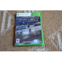 Need For Speed Shift 2 Unleashed Xbox