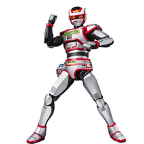 Figura Jaspion Juspion S.h. Figuarts Bandai