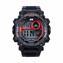 Relógio Masculino Esportivo Militar Digital Sm Men