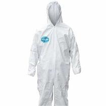 Macacão De Segurança Branco Steelpro Safety Microporoso