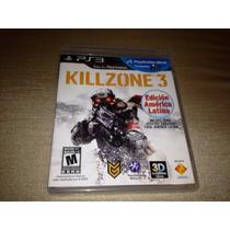 Killzone 3 Edicao America Latina Inclui Tema Estatico Exc.al