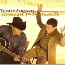 Cd Lacrado Rionegro & Solimoes Ensaio Acustico 2002