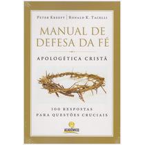 Livro: Manual De Defesa Da Fé / Editora Central Gospel