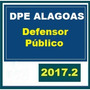 Dpe Al Alagoas Defensor Público 2017 Vídeo + Apostila Gdrive