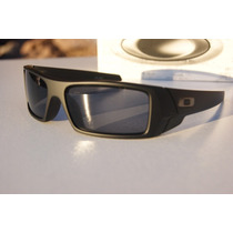 7b6a8a78b33f9 Óculos De Sol Oakley Gascan 03-473 Preto Fosco Original à venda em ...