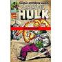 Livro Colecao Historica Marvel - O Incrivel Hulk Vol. 10 Original