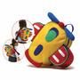 Mochila De Aviao -mochila Infantil Escolar Bebê Criança Esco