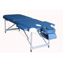 Mesa P/massagem De Alumínio - Dobrável