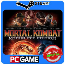 Mortal Kombat Komplete Edition Pc Steam