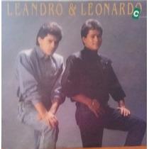 Leandro E Leonardo - Aconchego.. Voltei Pra Ficar(lp Zerado)